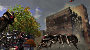 Earth Defense Force®: Insect Armageddon™ Screenshot 3