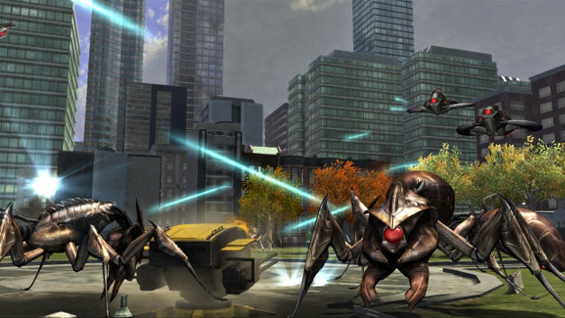 Earth Defense Force®: Insect Armageddon™ Screenshot 4