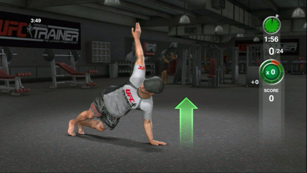 UFC Personal Trainer Screenshot 4