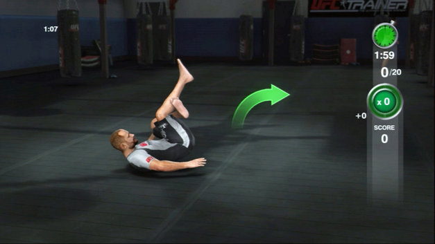 UFC Personal Trainer Screenshot 1