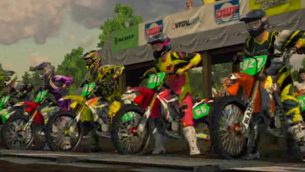 MX vs ATV® Alive™ Video Screenshot 1