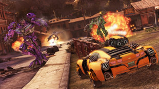 TRANSFORMERS™: DARK OF THE MOON™ Screenshot 2