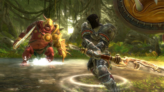 Kingdoms of Amalur: Reckoning™ Screenshot 1