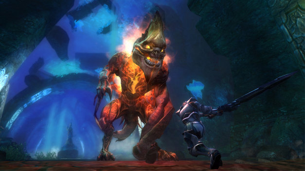 Kingdoms of Amalur: Reckoning™ Screenshot 4