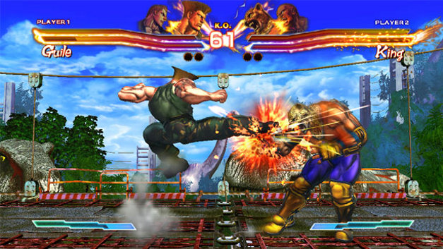 Street Fighter® X Tekken® Screenshot 1