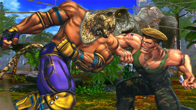 Street Fighter® X Tekken® Screenshot 4