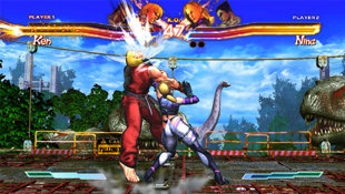 Street Fighter® X Tekken® Screenshot 9