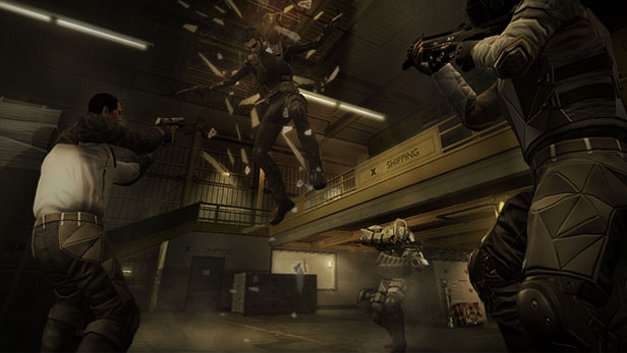 Deus Ex: Human Revolution Augmented Edition Screenshot 1