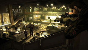 Deus Ex: Human Revolution Augmented Edition Screenshot 2