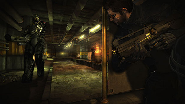 Deus Ex: Human Revolution Augmented Edition Screenshot 4