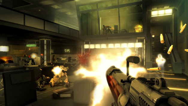 Deus Ex: Human Revolution Augmented Edition Screenshot 7