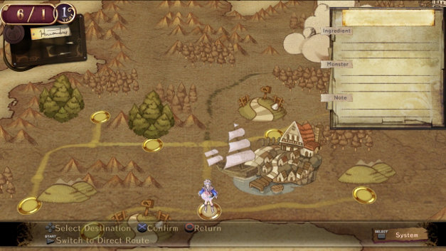 Atelier Totori™: The Adventurer of Arland Screenshot 10