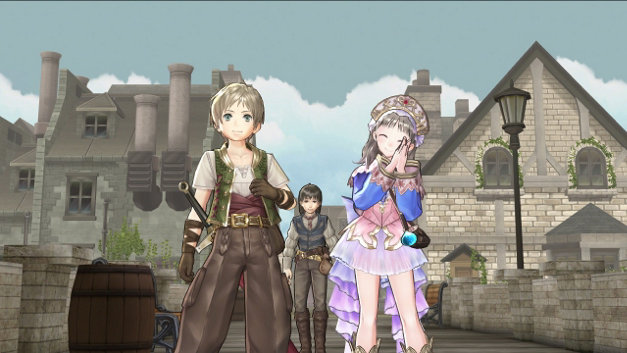 Atelier Totori™: The Adventurer of Arland Screenshot 37