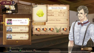 Atelier Totori™: The Adventurer of Arland Screenshot 53