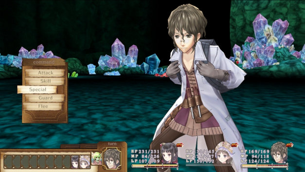 Atelier Totori™: The Adventurer of Arland Screenshot 4