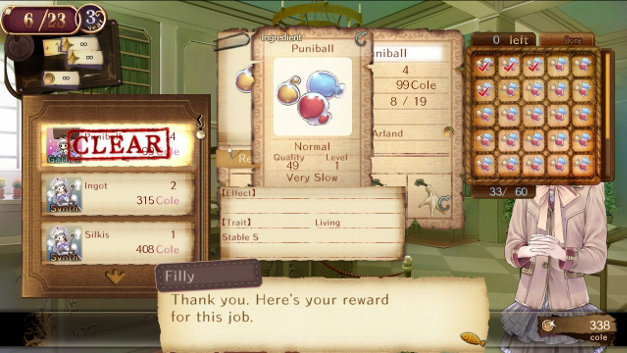Atelier Totori™: The Adventurer of Arland Screenshot 52