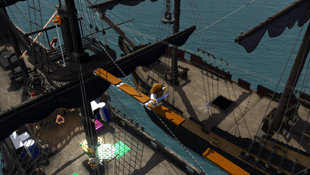 LEGO® Pirates of the Caribbean: The Video Game Screenshot 3