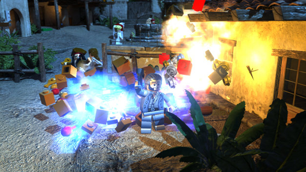 LEGO® Pirates of the Caribbean: The Video Game Screenshot 4