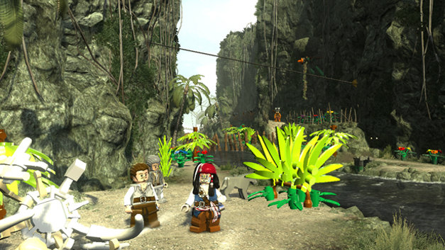 LEGO® Pirates of the Caribbean: The Video Game Screenshot 7