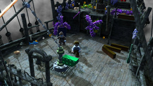 LEGO® Pirates of the Caribbean: The Video Game Screenshot 9