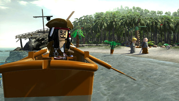 LEGO® Pirates of the Caribbean: The Video Game Screenshot 10