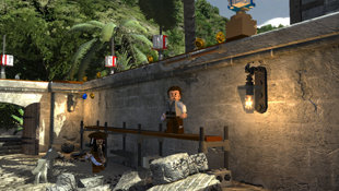 LEGO® Pirates of the Caribbean: The Video Game Screenshot 11