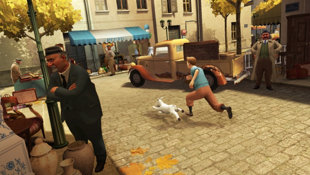 The Adventures of Tintin™: The Game Screenshot 2
