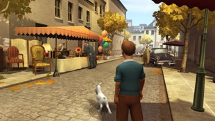 The Adventures of Tintin™: The Game Screenshot 3