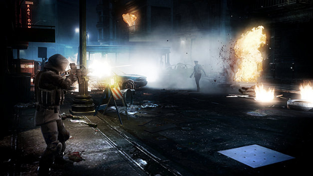 Resident Evil®: Operation Raccoon City Screenshot 1