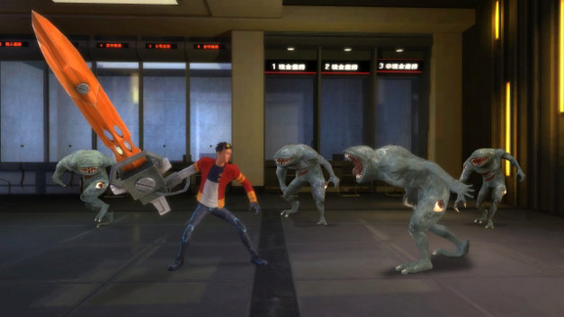 Generator Rex: Agent of Providence Screenshot 4