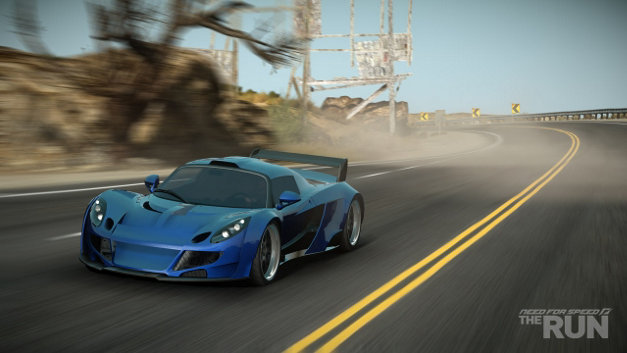NEED FOR SPEED™ THE RUN Screenshot 4