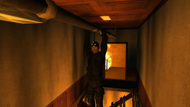 Tom Clancy's Splinter Cell® Classic Trilogy HD Screenshot 1