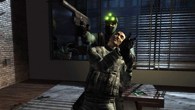Tom Clancy's Splinter Cell® Classic Trilogy HD Screenshot 4