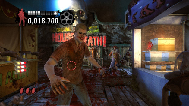 THE HOUSE OF THE DEAD: OVERKILL™ – EXTENDED CUT Screenshot 1
