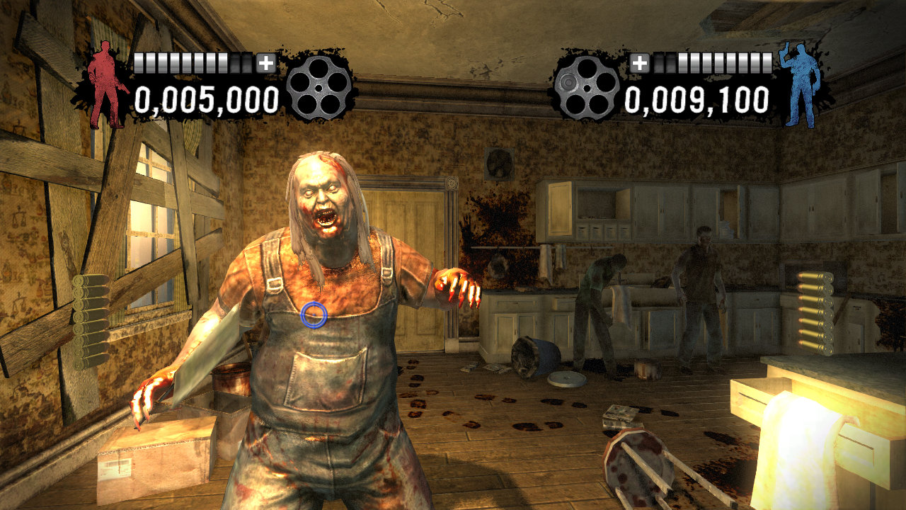 The House Of The Dead Overkill Extended Cut Game Ps3 Playstation