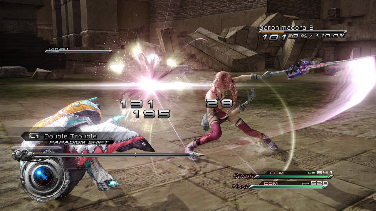 FINAL FANTASY® XIII-2 Game | PS3 - PlayStation