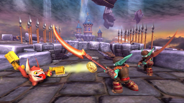 Skylanders Spyro's Adventure Screenshot 1