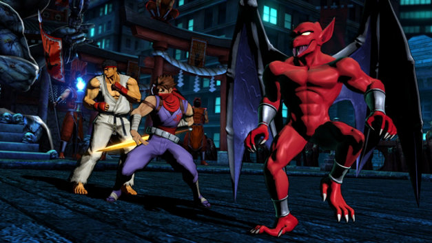 Ultimate Marvel vs. Capcom®3  Screenshot 1