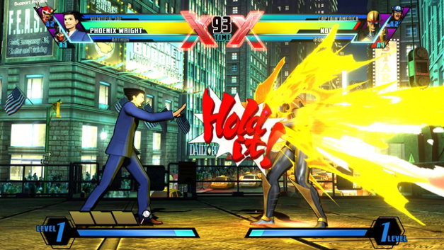 Ultimate Marvel vs. Capcom®3  Screenshot 4
