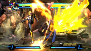 Ultimate Marvel vs. Capcom®3  Screenshot 5