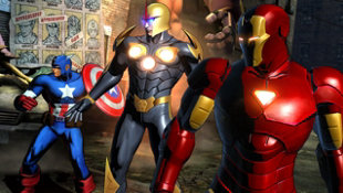 Ultimate Marvel vs. Capcom®3  Screenshot 6