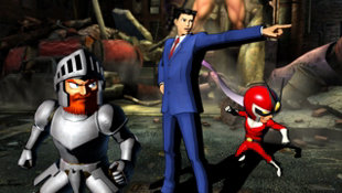 Ultimate Marvel vs. Capcom®3  Screenshot 8