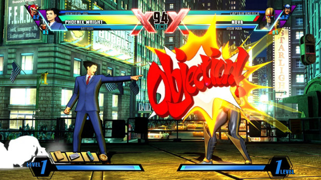 Ultimate Marvel vs. Capcom®3  Screenshot 10