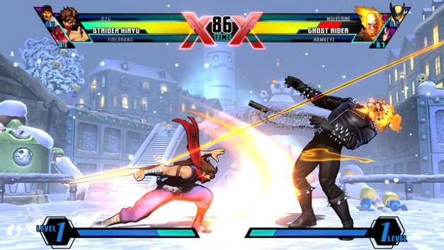 Ultimate Marvel vs. Capcom®3  Screenshot 13