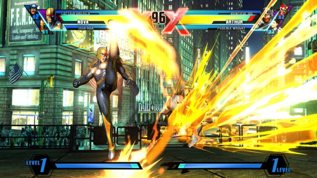 Ultimate Marvel vs. Capcom®3  Screenshot 7