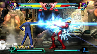 Ultimate Marvel vs. Capcom®3  Screenshot 9