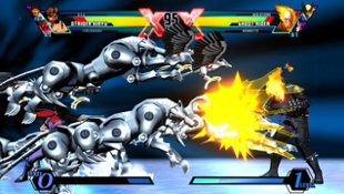 Ultimate Marvel vs. Capcom®3  Screenshot 14
