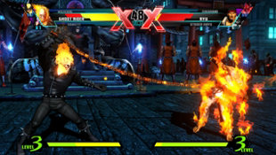 Ultimate Marvel vs. Capcom®3  Screenshot 17