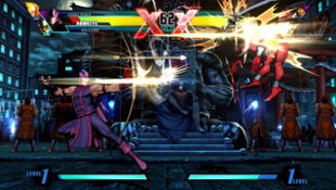Ultimate Marvel vs. Capcom®3  Screenshot 18