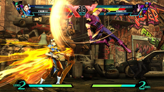 Ultimate Marvel vs. Capcom®3  Screenshot 19